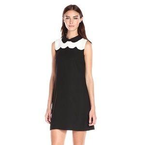 EUC CeCe by Cynthia Steffe Hallie Dress Black sz 8